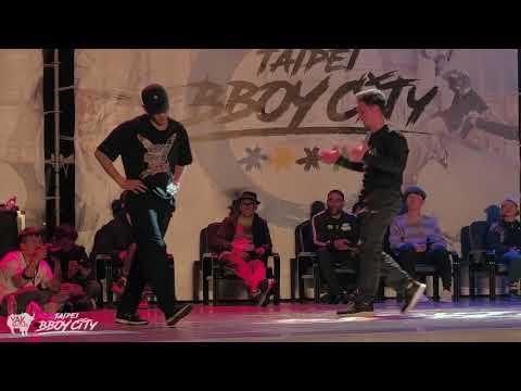 VERO vs. BOOTUZ Bboy 1 on 1   Undisputed   YAK x TAIPEI BBOY CITY