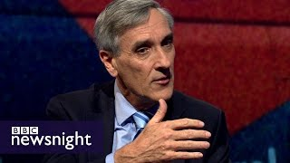 John Redwood: 'This is just a set of silly questions' - BBC Newsnight