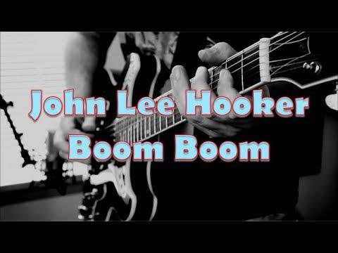 Boom Boom - John Lee Hooker Cover by Brian Kmetz