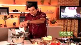 Lasagne And Muffin Recipe By Sanjeev Kapoor