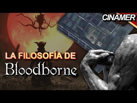 La Filosofía de Bloodborne: Conciencia Sanguínea y Horror Cósmico