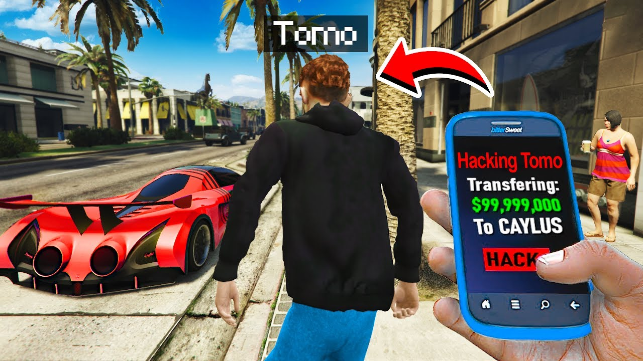 Download I HACKED My Little Brothers ACCOUNT In GTA 5 RP.. (Too Far)
