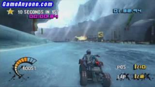 Motorstorm: Arctic Edge - PS2 - 22 - Avalanche Runner