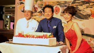 食通でも知られる俳優の辰巳琢郎が、1日、帝国ホテル東京にて開催された...