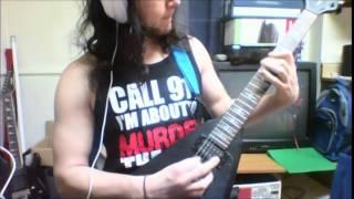 Godsmack - 1000HP Guitar Cover