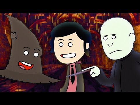 """THE SORTING HAT GAVE ME """"GAY""""   PMI ANIMATED"""