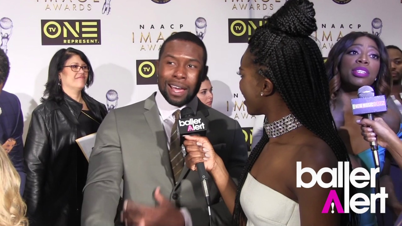 Baller Alert- Trevante Rhodes Dishes on