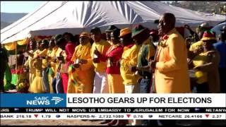 The mood in Lesotho ahead of Lesotho elections: Nthakoana Ngatane