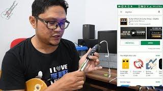 Cara Menggunakan USB Guitar Link Via HP Android OTG (Soundcard Murah Untuk Recording) MP3