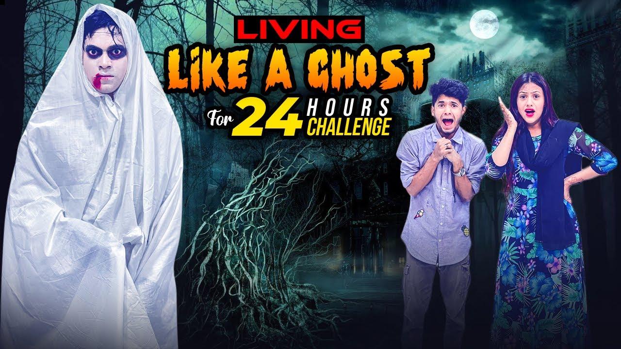 Download রাকিব এখন ভূত (Ghost) | Living Like A Ghost For 24 Hours Challenge | Rakib Hossain