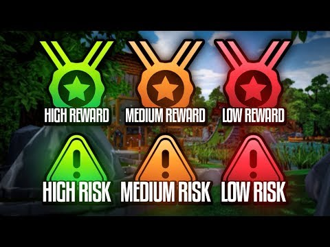 HIGHER OR LOWER RISK?! (Golf It!)