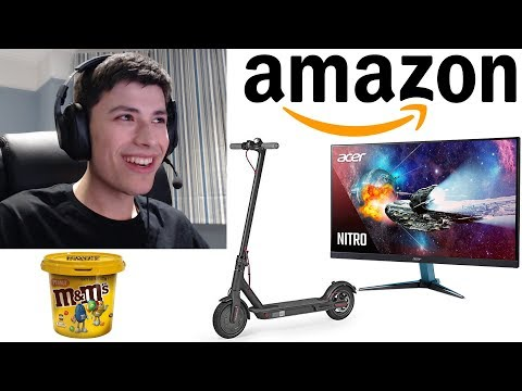 Giving George $5,000 To Spend On Amazon - Dream