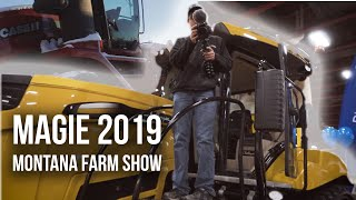 Machinery and more at Montana's Largest Farm Show - MAGIE 2019