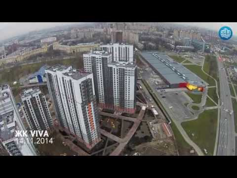 Новостройки Гагаринского района