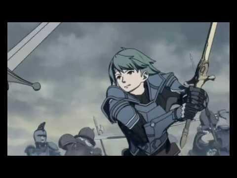 A Battle Of Heroes Cutscene Fire Emblem Echoes Shadows Of Valentia
