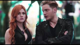 jace and clary shadowhunters 1x01 1x02