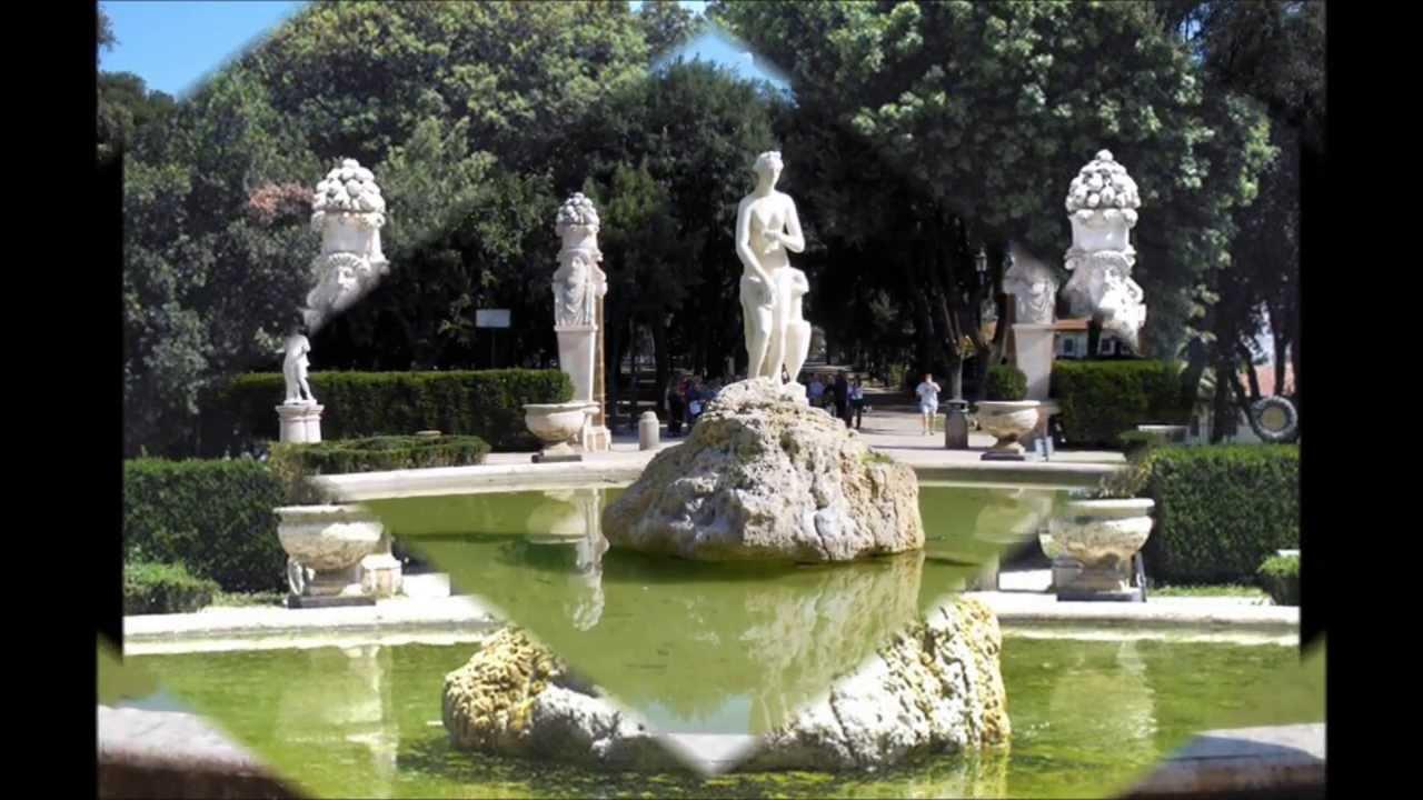 Villa Borghese Giardini