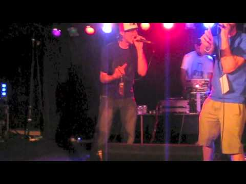 Notion - HammerDance ft. Cee LIVE @ Cafe Chaos, Montreal, June 14th, 2013