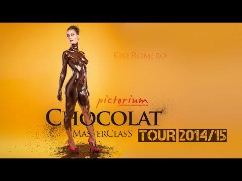 :: MasterClass Chocolat Spain Tour 2014/15 :: © Studio Pictorium - Kiki Romero