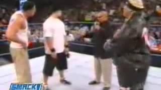 Battle Rap   John Cena vs Rikishi