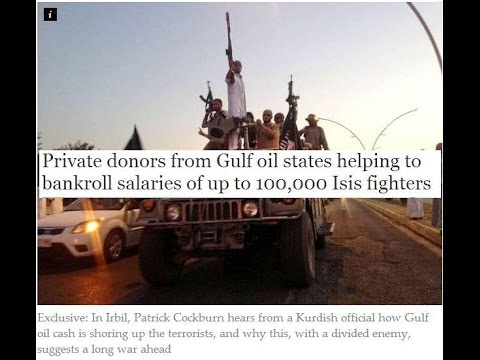 Insight Into ISIS - Private Donors Fund Rise & Rule of Islamic State