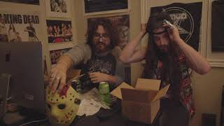 METALHEAD BOX UNBOXING (GONE WRONG)
