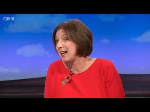 Daily Politics on the Trade Union Bill - 2 Nov 2015