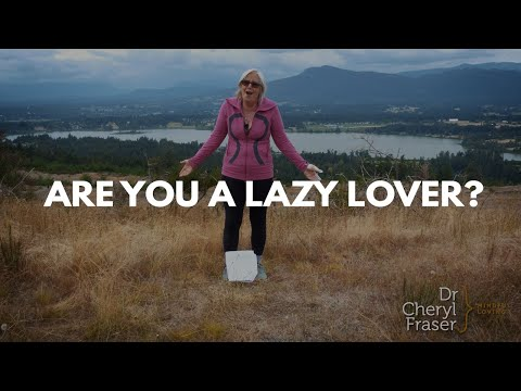 Are You A Lazy Lover!? (DO THIS NOW)