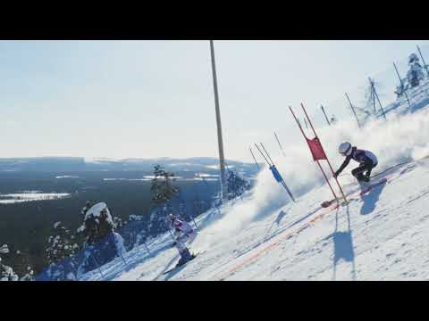 Baltic Cup 2018 3rd stage Parallel Slalom