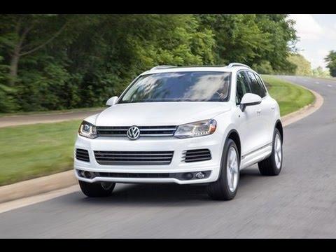 Real World Test Drive Volkswagen Touareg 2014