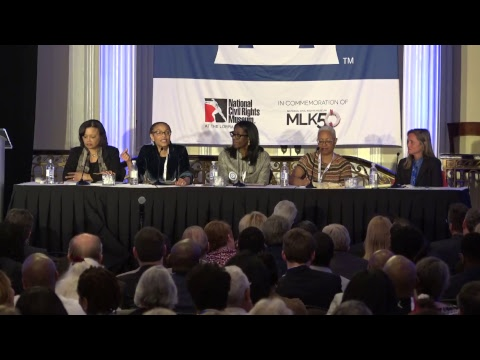MLK50 Symposium DAY 1: Where Do We Go from Here?: A legal focus with panel discussions covering c...