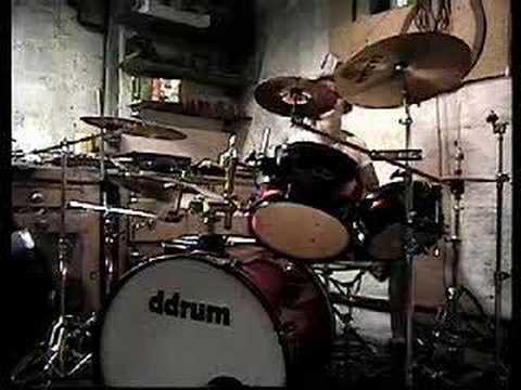 "Smashing Pumpkins ""Pennies"" on Drums"