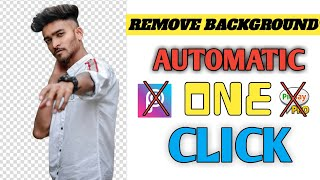 automatic background eraser 🔥|| Auto Background remover app || SB EDITZ screenshot 3
