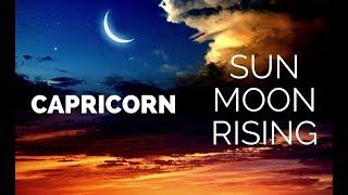 Capricorn Sun | Capricorn Moon | Capricorn Rising (Ascendant) | Hannah's Elsewhere