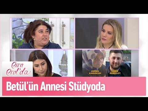 Betül'ün annesi stüdyoda - Esra Erol'da 19 Şubat 2019
