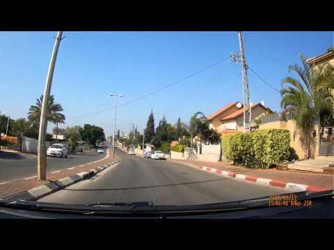 Driving in Israel pt. 7- Road 444 to Rosh Ha
