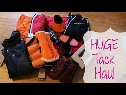 Huge Tack Haul | Valley Animal Supplies, R&R Country, Ebay & Amazon