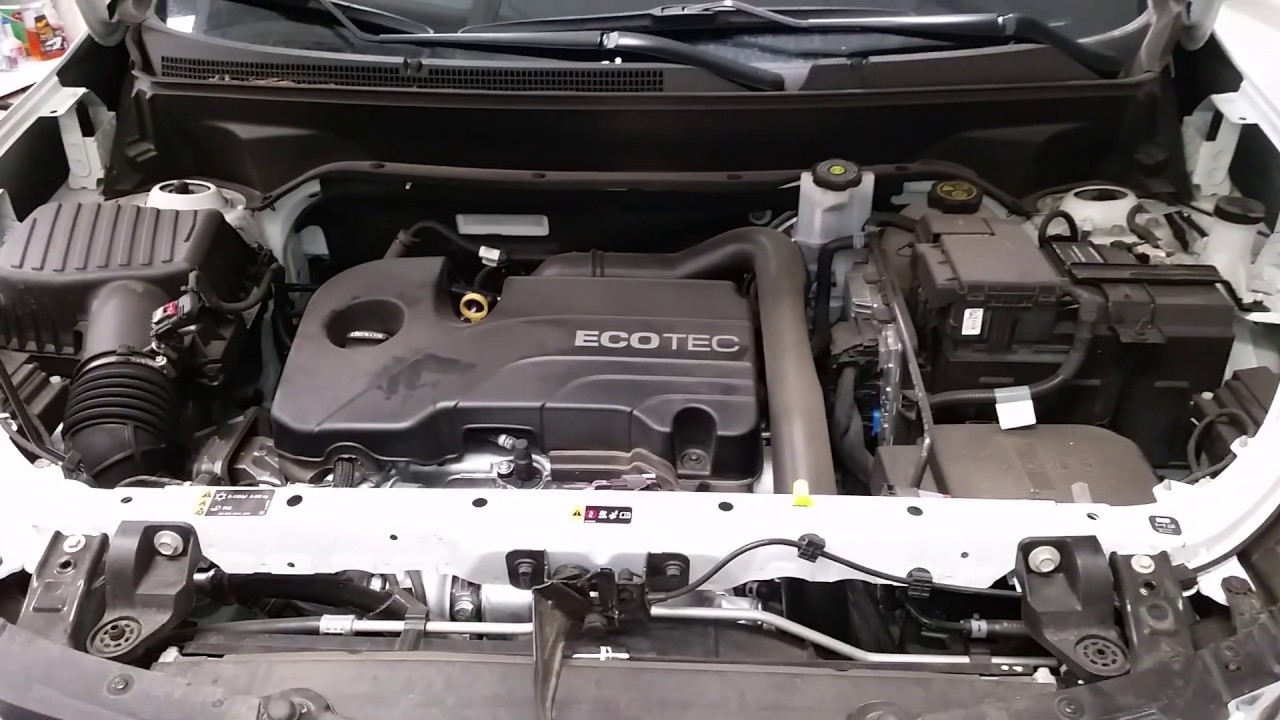 2018 To 2022 Gm Chevrolet Equinox Ecotec 1 5l Turbo I4 Engine Oil