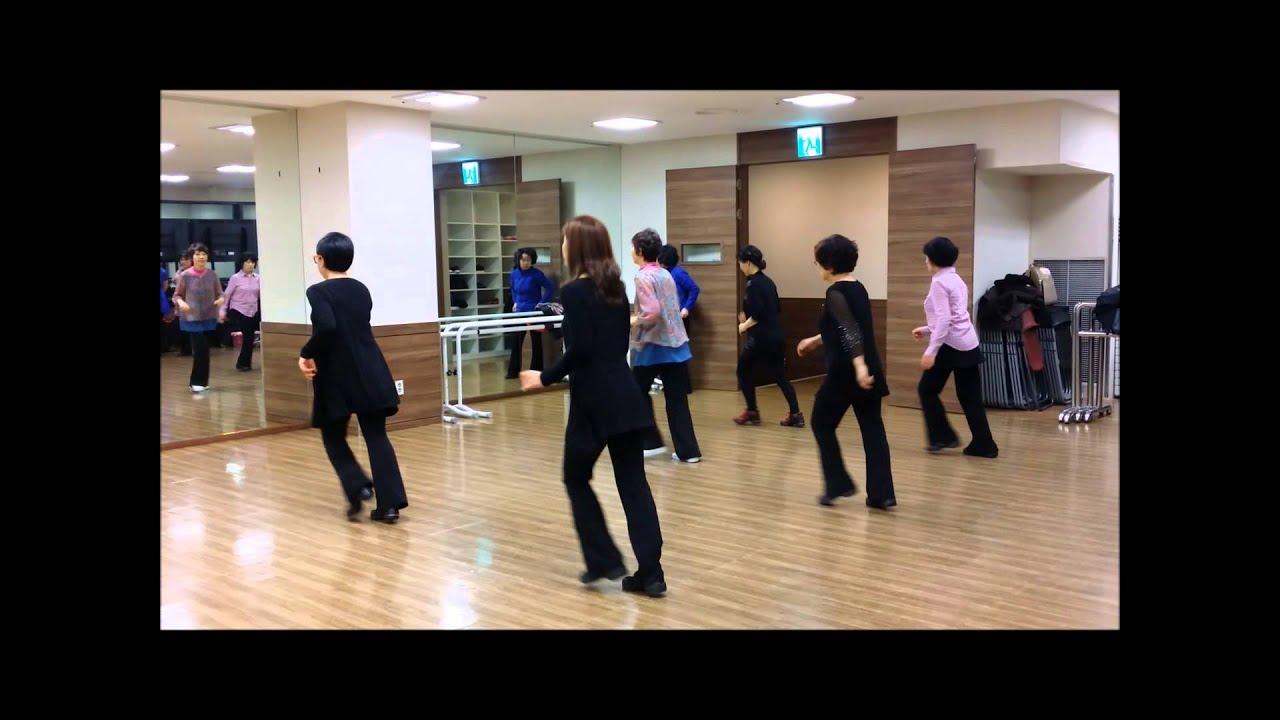 Line Dance: BALLA CON LA LUNA - YouTube