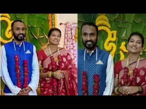 ಒಂದು ದಿನವೂ ರಜೆ ತೆಗೆದುಕೊಳ್ಳದೆ ಮದುವೆಯಾದ ಮಹಿಳಾ ಜಿಲ್ಲಾಧಿಕಾರಿ (Video)