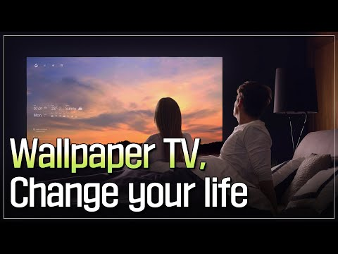 Download Youtube: LG Display _ Wallpaper TV, Change your life