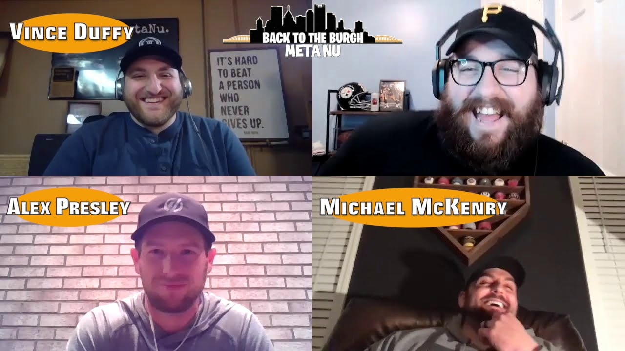 Back To The Burgh: Small Business Spotlight - MetaNu w/ Vince Duffy Michael Mckenry & Alex Presley