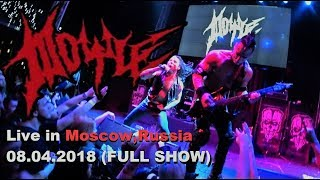 DOYLE: Live in Moscow,Russia 08.04.2018 (FULL SHOW)