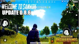 PUBG Mobile I UPDATE 0.8.6 I ULTRA GRAPHICS GAMEPLAY (Android) HD