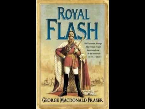 George MacDonald Fraser on 'Desert Island Discs' - Part 1