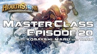 Master Class: Hearthstone Episode #20 - Unleash The Hounds Balance Patch