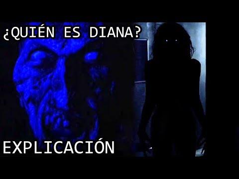 ¿Quién es Diana? EXPLICACIÓN | Diana Walter de Lights Out y su Historia EXPLICADA Mp3