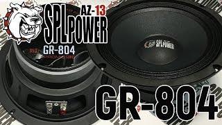 #AZ_13 SPL Power GR 804 обзор, прослушка в двух и трехполоске, отзыв, рекомендации