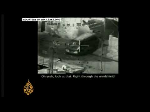 WikiLeaks video 'shows US attack'