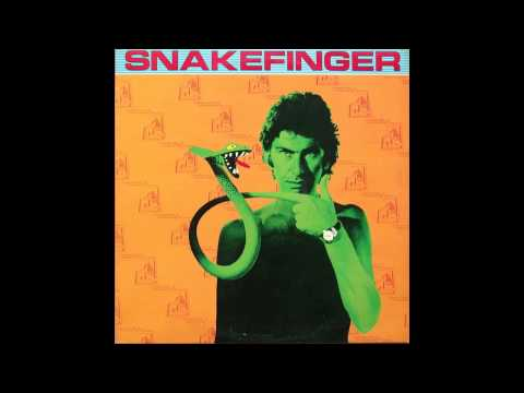 SNAKEFINGER - Chewing Hides the Sound (full album)